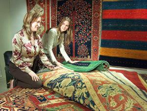Surroundings rugs
